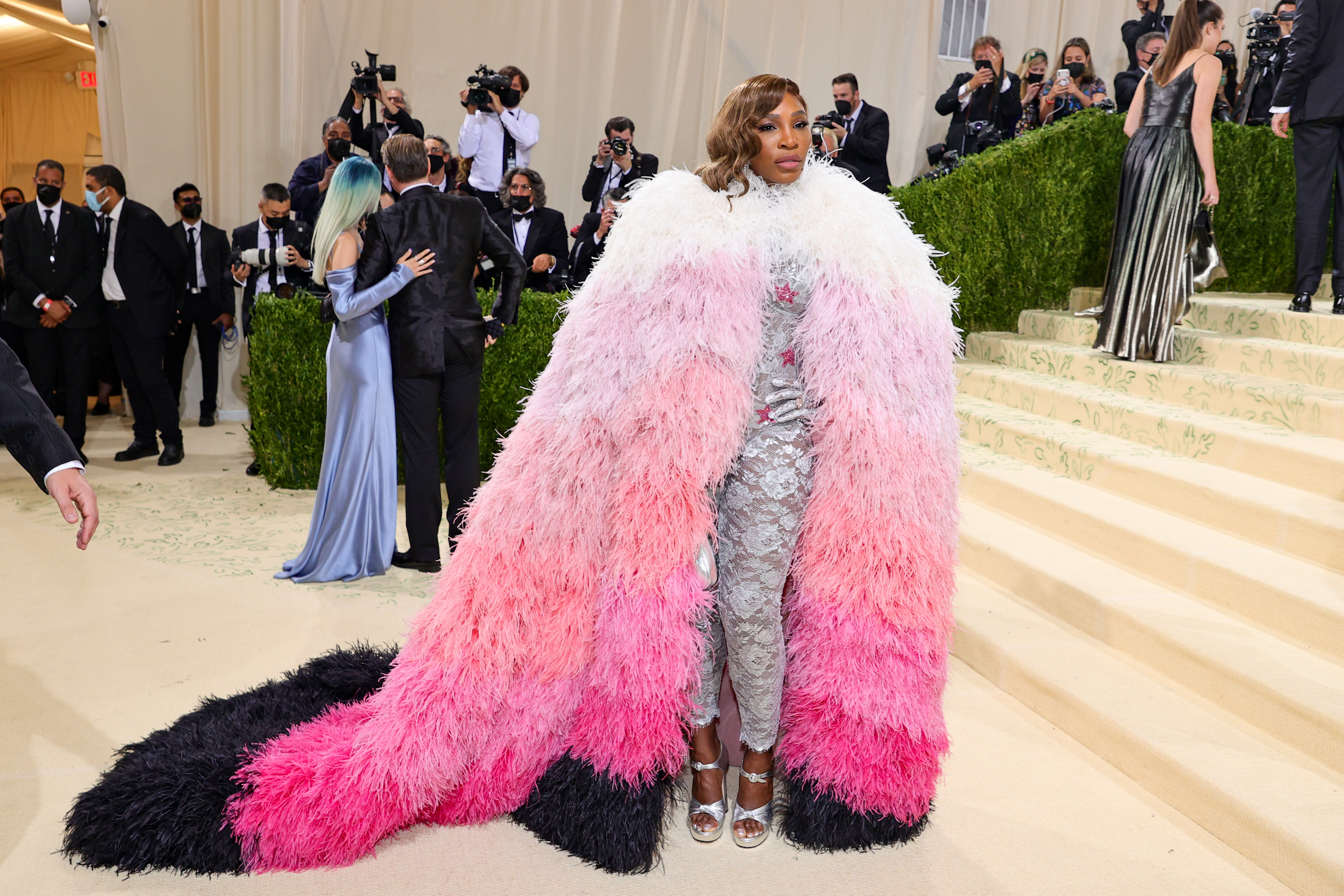 See Star Athletes' Met Gala Looks From the 2021 Event