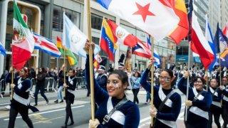 NYC Hispanic Heritage Parade