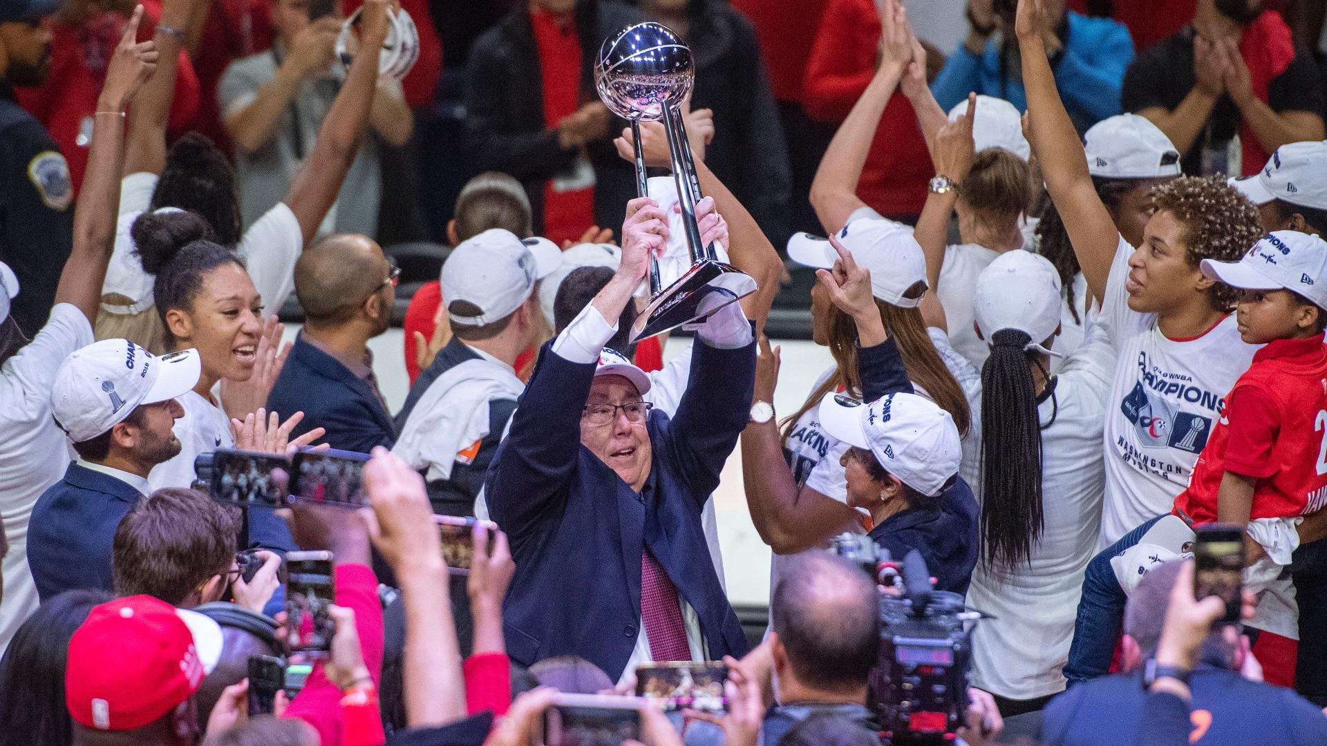When Are the 2021 WNBA Finals?