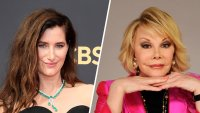 Why Kathryn Hahn Is No Longer Playing Joan Rivers in Showtime's 'The Comeback Girl'