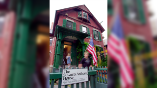Susan B. Anthony Home, Museum