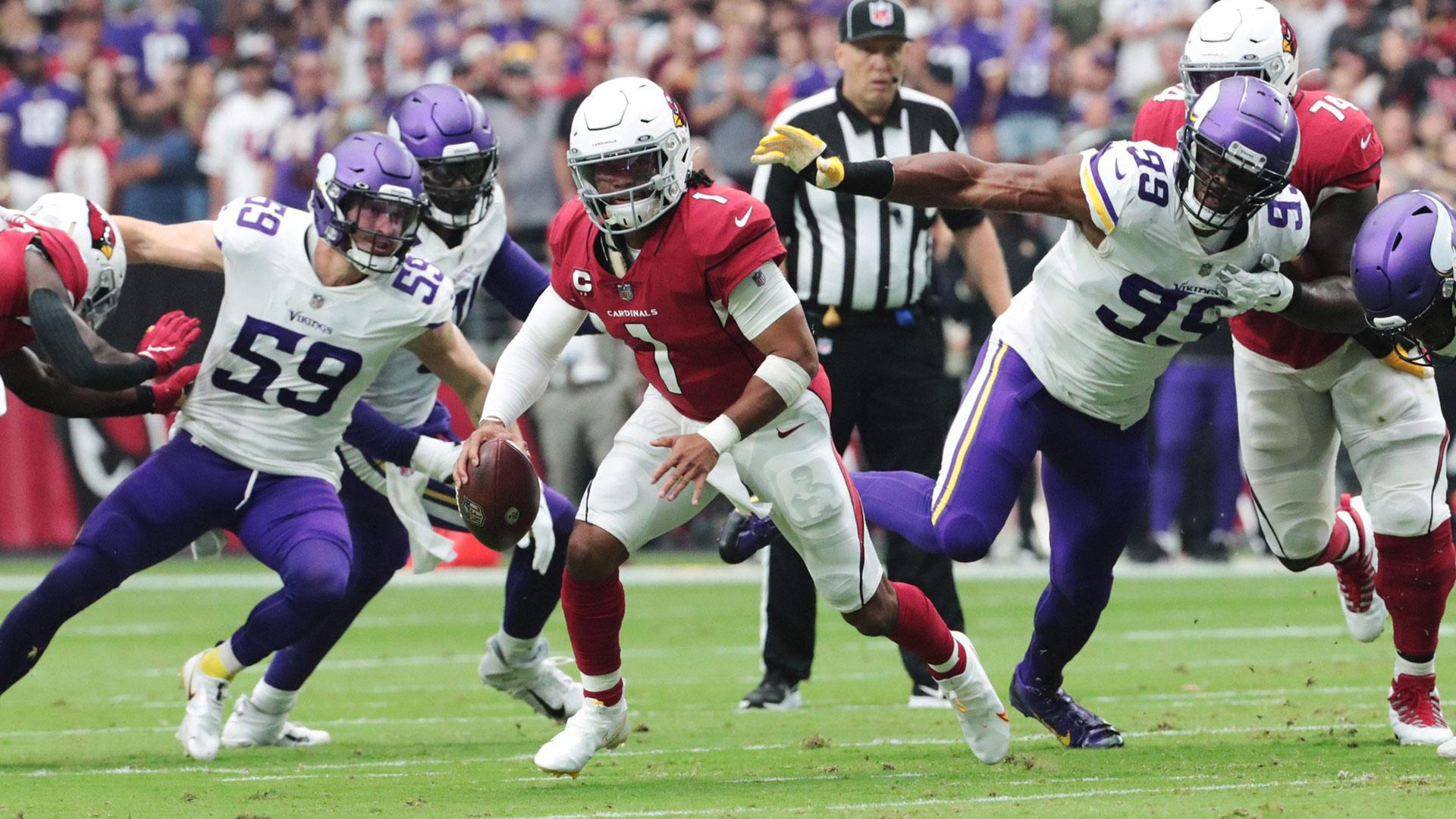 NFL Week 2 Winners, Losers: MVP Kyler Murray, Tom Brady Not Slowing Down