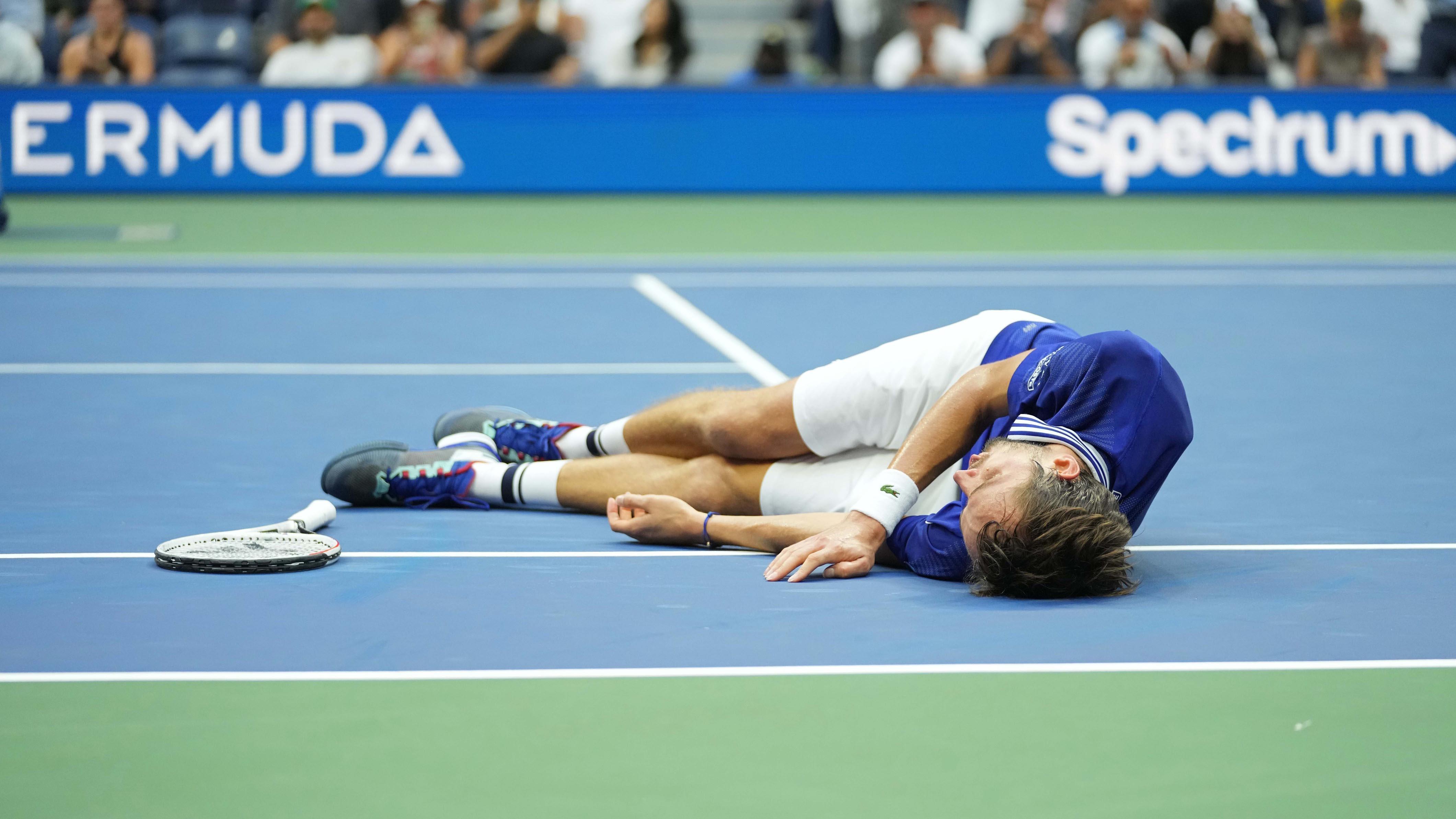 Novak Djokovic's Grand Slam Bid Fails as Daniil Medvedev Wins US Open