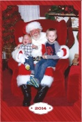 [UGCLA-CJ]Santa photo
