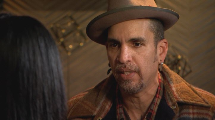 Derick Almena is the lease holder of the converted warehouse in Oakland that caught fire, killing at least 36 people who had gathered there for a dance party.