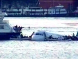 Stunning Video Captures Miracle on the Hudson's Splash Landing