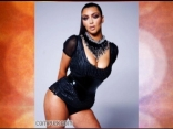 Kim Kardashian Photo Flap