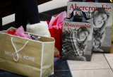 Shoppers Start Holiday Shopping on Thanksgiving