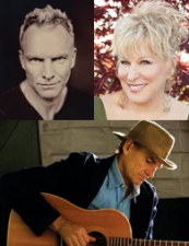 Some $200 Tix Available (reg. up to $5k) for Carnegie Hall Gala w. James Taylor, Sting