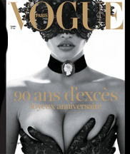 Vogue Paris Turns 90 (American Vogue, Meanwhile, is 118)