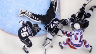 Stanley Cup Rangers Kings Hockey