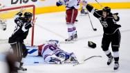 APTOPIX Stanley Cup Rangers Kings Hockey