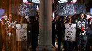 Police Shootings Protest Atlanta