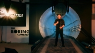Company Backed by Elon Musk Gets Contract for Self-Driving Transit System