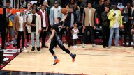 LaVine Dedicates Dunk Contest to Flip Saunders