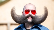 Hairy Situation: Top Photos From World Beard and Mustache Championships