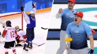 D'oh, Canada: USA Rocks Its Olympic Rival to the North