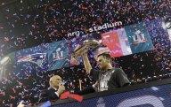 Football: New England Patriots, 2001-present