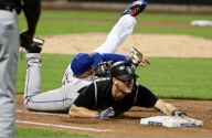 Mets Falter, Lose 6-1 to Rockies