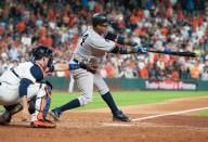 Yankees Fall to Houston Astros, 4-1