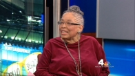 Dr. Phyllis Harrison talks Ross Public Service Award