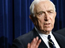 Sen. Lautenberg's Fall Caused by Ulcer