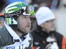 American Bode Miller Takes Bronze in Men's Downhill