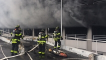 NYC Mall to Reopen After Man Set Garage Ablaze: Officials