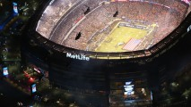MetLife Stadium Temporarily Evacuated Due to Severe Weather