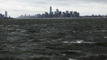 Rain Moves Out, But Watch Out for Potentially Dangerous Wind