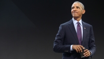 How Obama Spent His 1st Year Out of Office