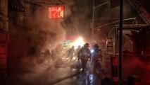 15-Year FDNY Vet Dies Battling Inferno at NYC Movie Shoot