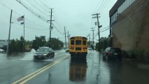 Deluge of Rain Leaves Some Tri-State Area Streets Flooded