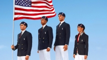 OLY uniform USA P1 Most Team USA Merchandise Not Made in USA