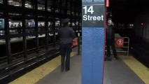 Woman Rescued After Being Pushed Onto Subway Tracks: Witness