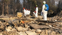 More Than 800 Unaccounted for in Calif. Wildfire: Sheriff