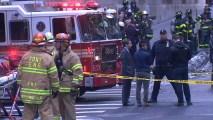 Transformer Blasts Near WTC Rattle Lower Manhattan