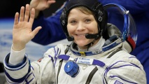 NASA Astronaut Accused of Hacking Ex-Wife's Bank Account From Space