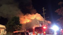 Fire Rips Through Oakland Warehouse, Killing 9