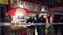 Man Shot to Death Inside Queens Grocery Store: Police