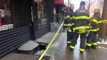 Person Plummets Into East Village Sidewalk Hole: Officials