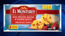 Bacon Breakfast Wrap Recalled, Small Rocks Possibly Inside