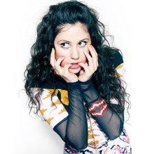 Hot Ticket: Eliza Doolittle's NYC Debut @ Joe's Pub in Feb