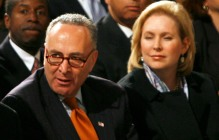 Schumer, Gillibrand Campaign Together