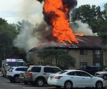 Elderly Couple Die in NJ Apartment Complex Fire: Police