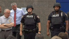 Shootings Prompt NYPD to Issue Body Armor to Patrol Officers