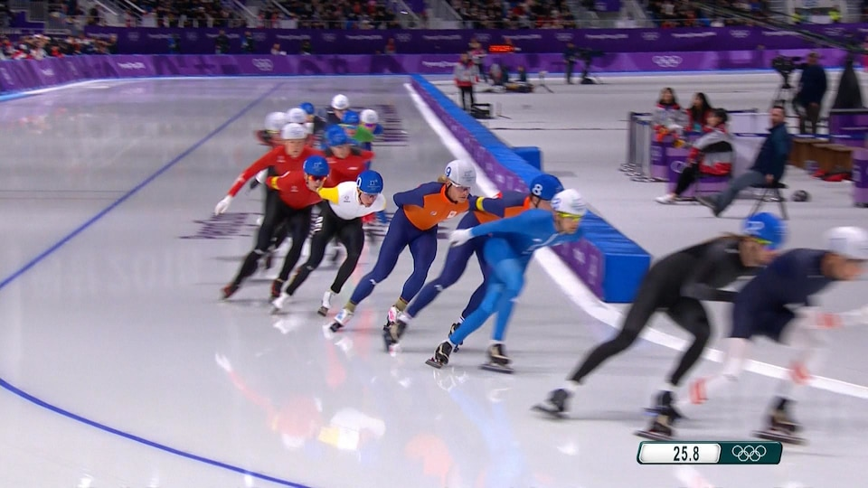 Speed Skating At The 2020 Olympic Winter Games Event Results.Lee Wins South Korea S Only Speedskating Gold In Pyeongchang