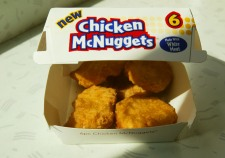 What's in Those Fast-Food Chicken Nuggets?