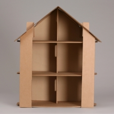 Dollhouse by Cardboard Designs