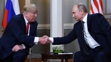Trump Says Summit With Putin Off to a 'Very Good Start'